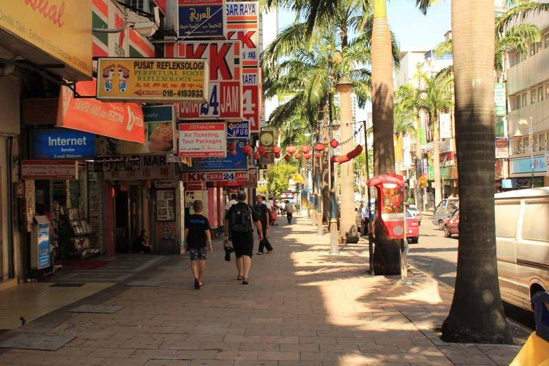 Walking the streets of KL by aussirose - Kuala Lumpur