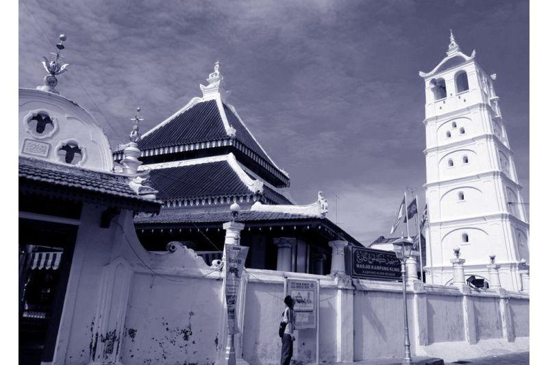 Kampung Kling Mosque Melaka by aussirose