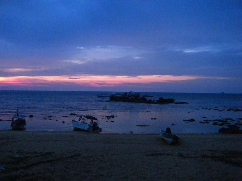 Sunset Paya Beach Resort Pulau Tioman
