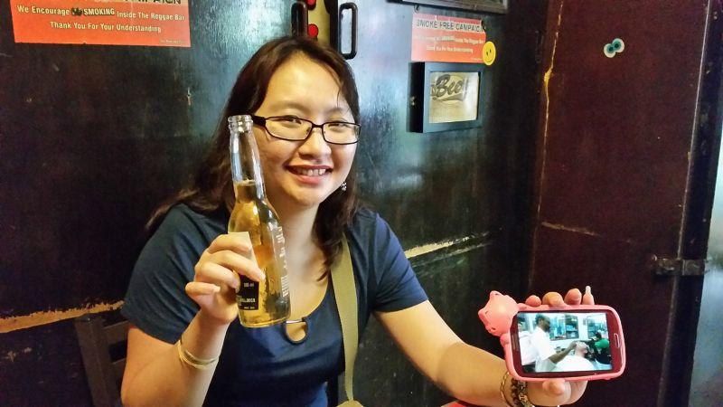 May Sue at Reggae Bar Chinatown by aussirose - Kuala Lumpur