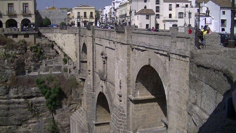Awesome Bridge Ronda Spain by aussirose - Ronda
