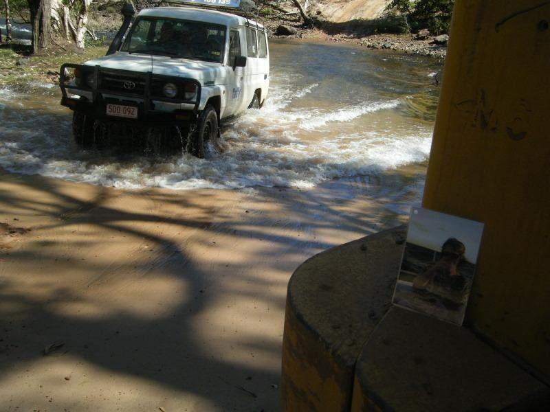 bijo69 at crossing in Arnhem Land - NT Australia - Northern Territory