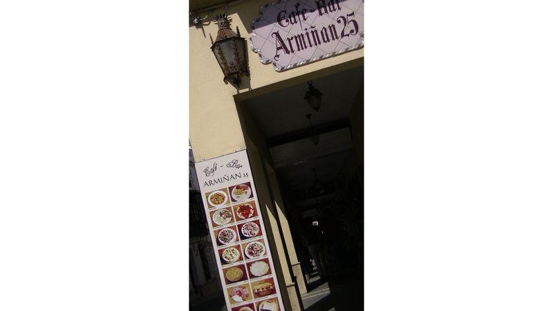 Arminan 25 Cafe Ronda - Review by aussirose - Ronda