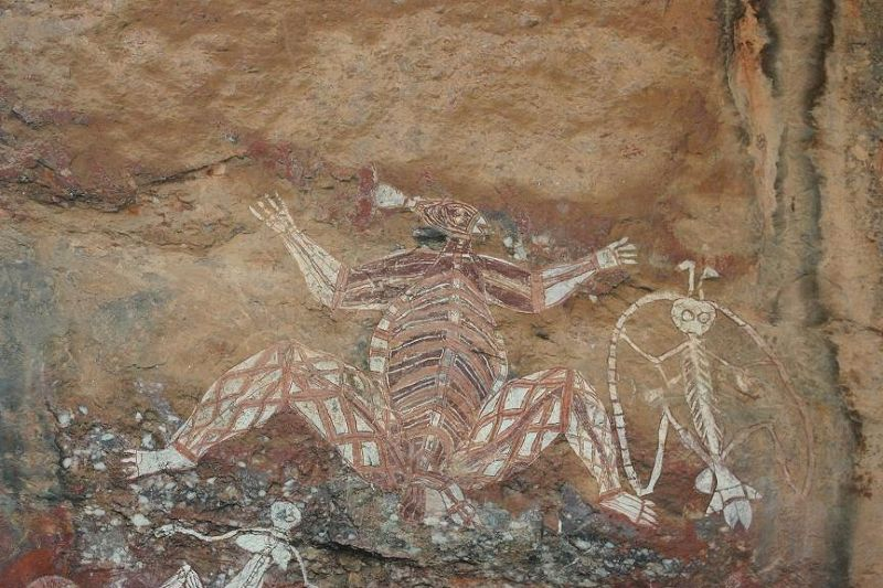 Anbangbang Gallery - Kakadu NT - Kakadu National Park