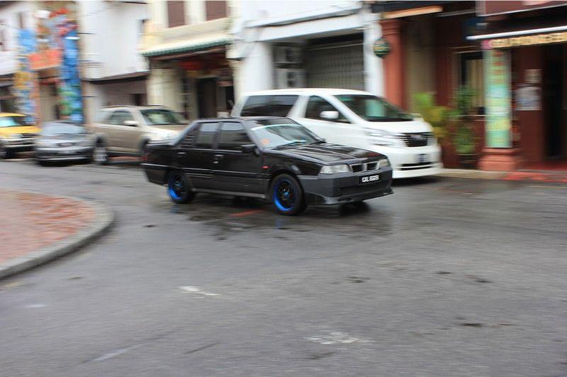 Streets of Melaka Malaysia by aussirose - Melaka