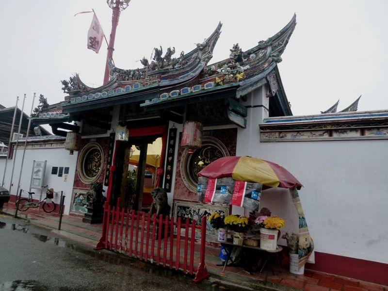 Cheng Hoon Teng Temple Melaka by aussirose - Melaka
