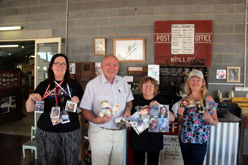 aussirose meets Tom, Mayor of Mareeba QLD - Cairns