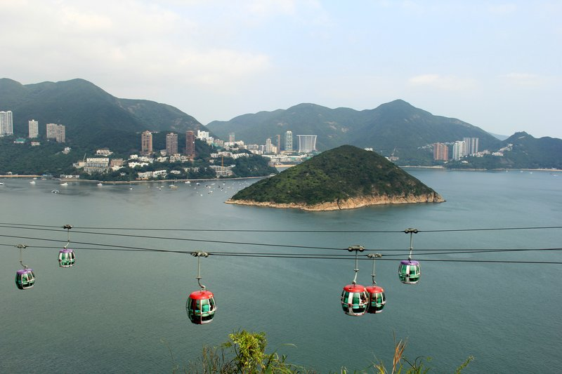 9a HK - Ocean Park Travelogue 4