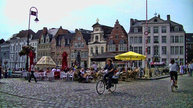 Belgium - Gent - Architecture