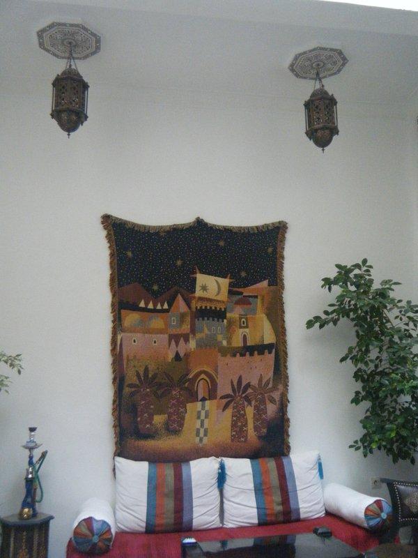 Riad Dollar Des Sables Marrakech