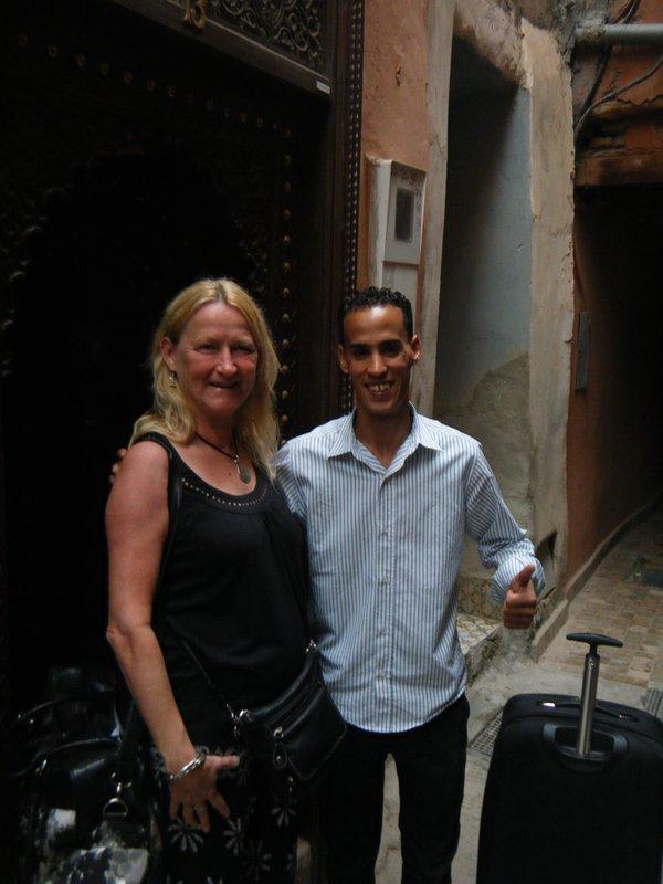 Djamaa El Fna Medina - Marrakech