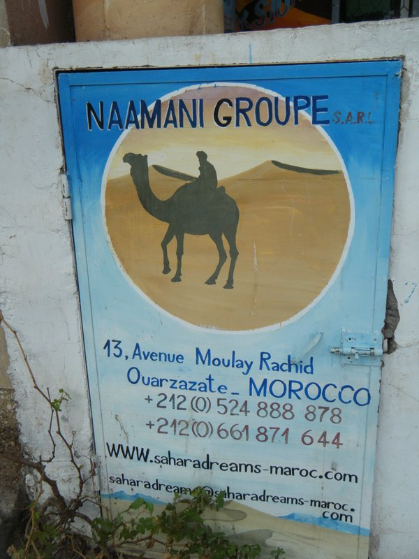 Sahara Dreams Maroc Ouarzazate