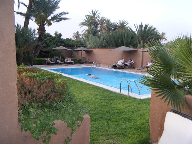 Riad Dar Chamaa Ouarzazate