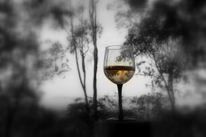 Depth of Field - Wine Glass Marebba