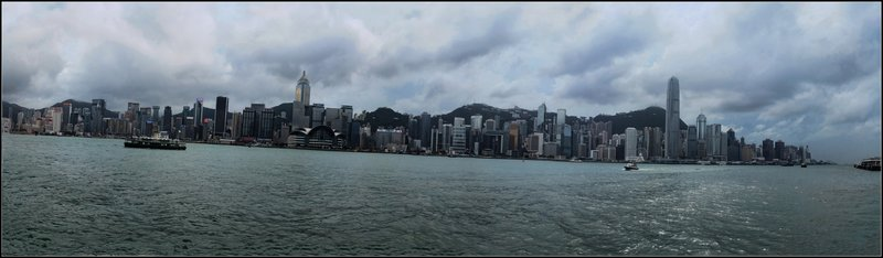 1 HK - Hong Kong Panorama 1