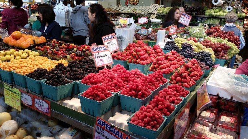Granville Island Markets 2