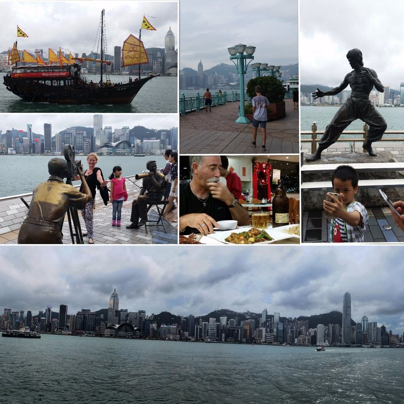 Hong-Kong - Collage