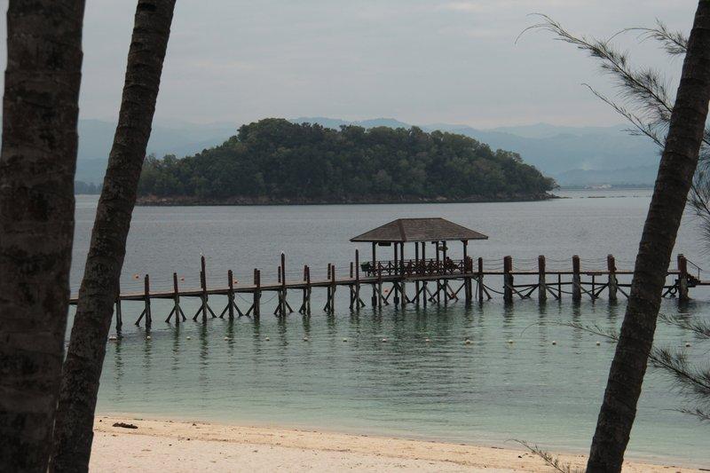 Manukan Island by aussirose