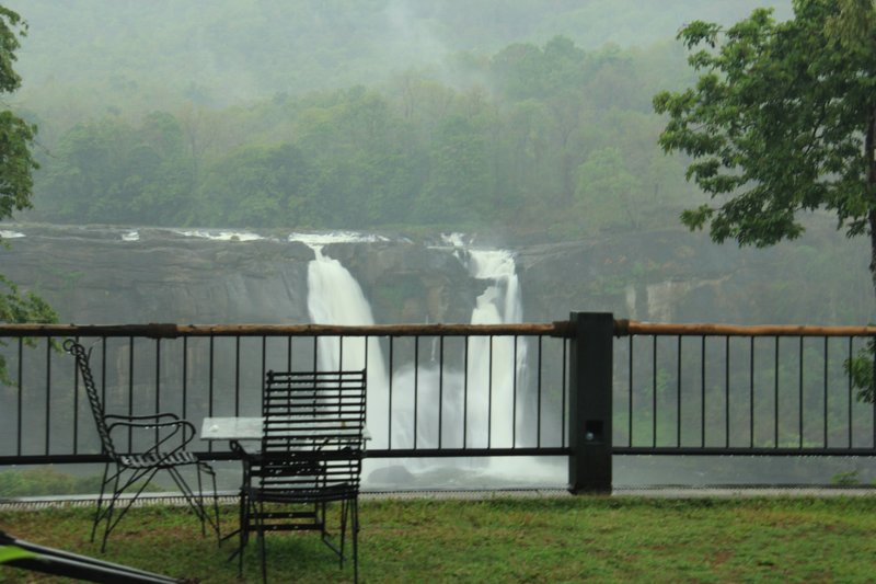 Athirappily Falls Kerala
