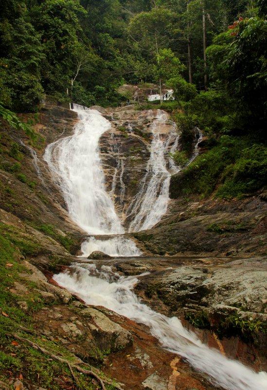Malaysia - Cameron Highlands - Waterfall