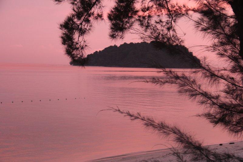 Malaysia - Manukan Sunset 3