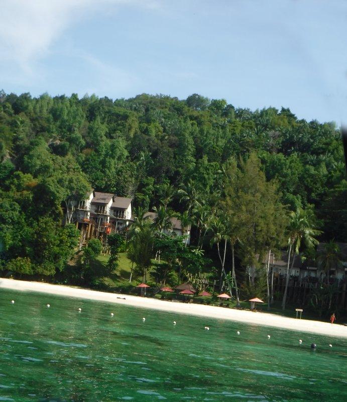Malaysia - Manukan Island - Accommodation