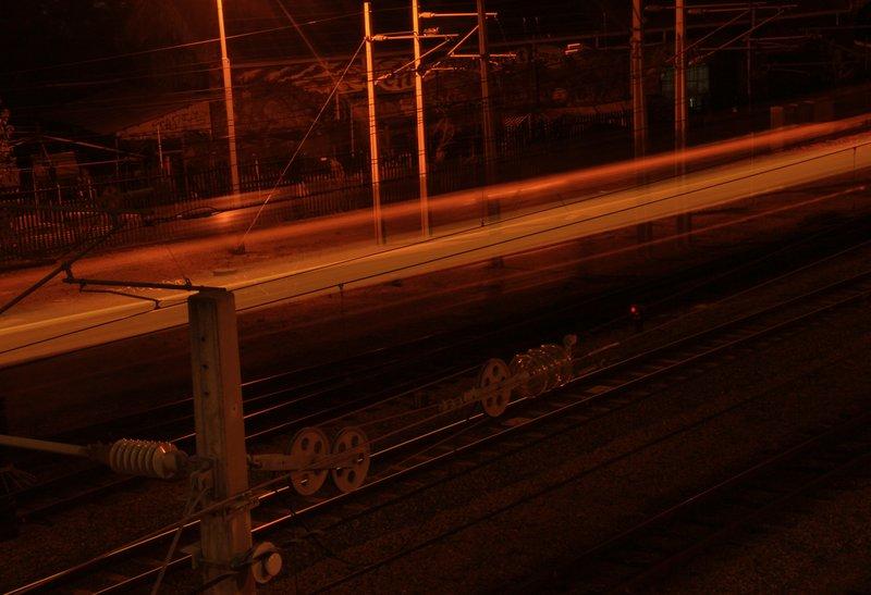 Night Car Trails 2