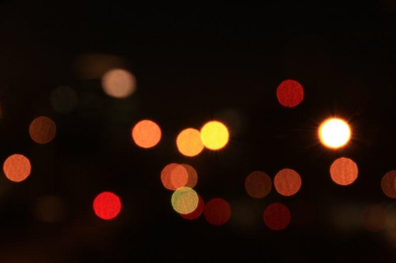 Night Car Trails 3