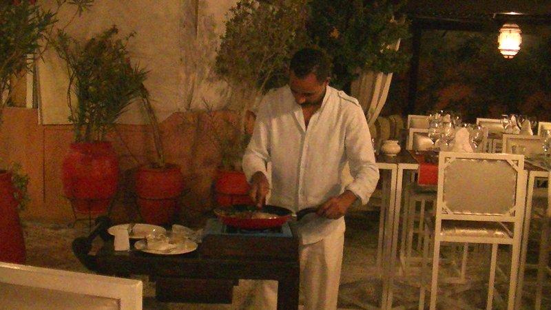 La Boheme Restaurant - Marrakech