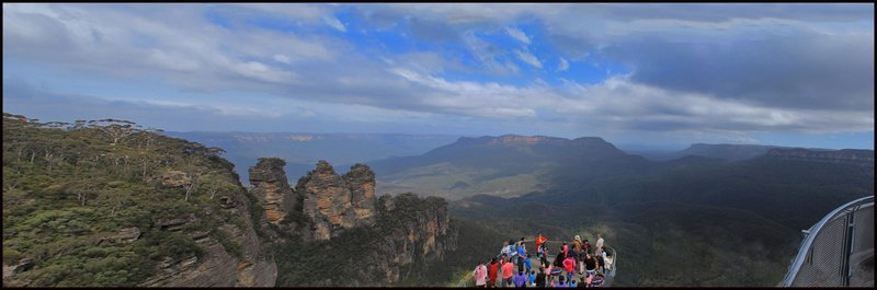 Panorama - Blue Mountains