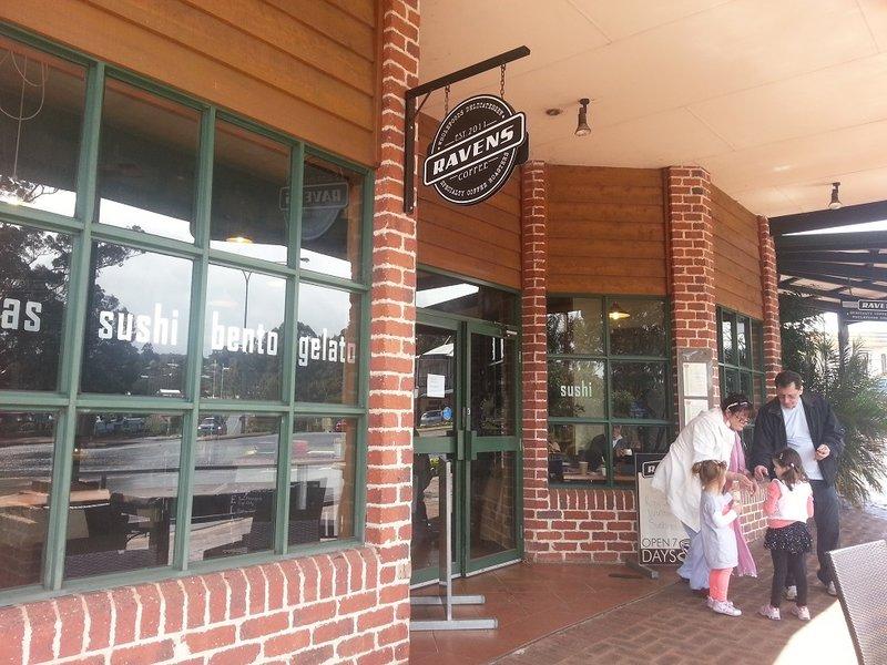Denmark Western Australia Ravens Cafe