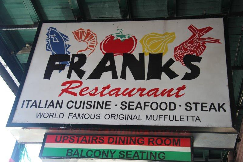 Restaurant - Franks