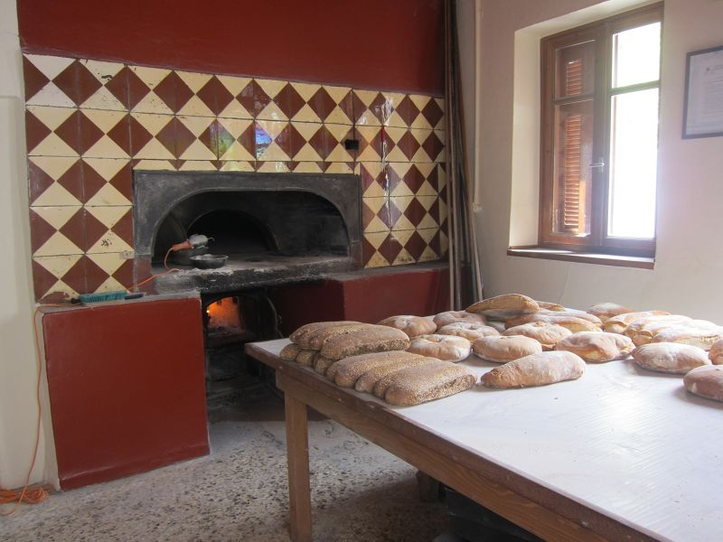 The Oldest Bakery on the Island