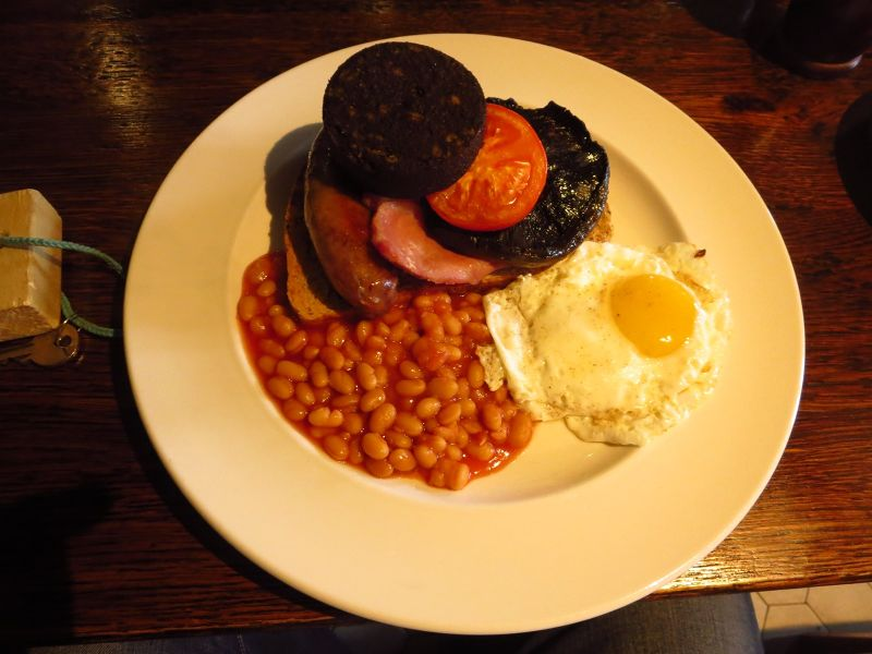 Breakfast at The Vineyard Inn