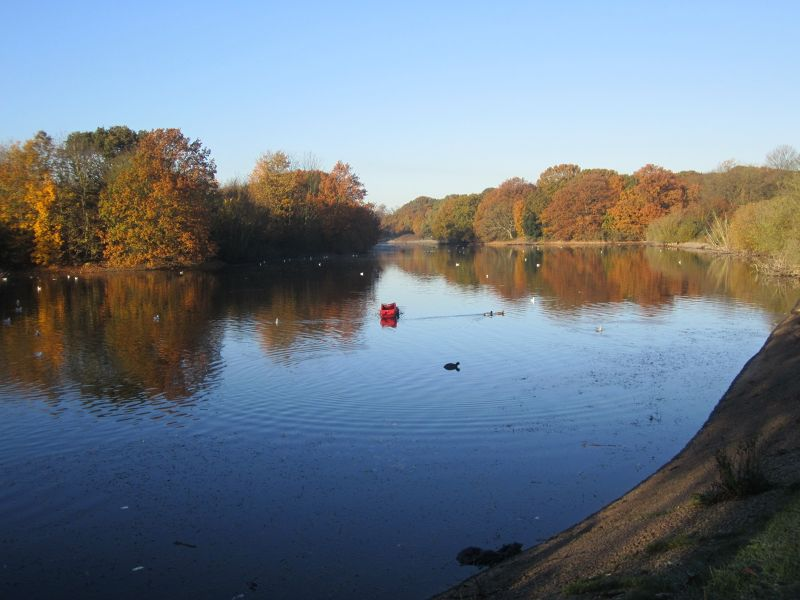 Wanstead Park a Historic Plaice Part 1 - Wanstead