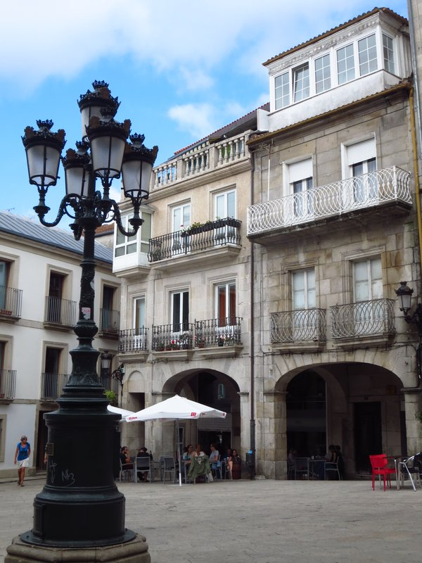 Piazza De La Constitucion