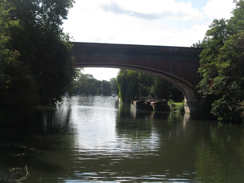 The Sounding Arch Bridge