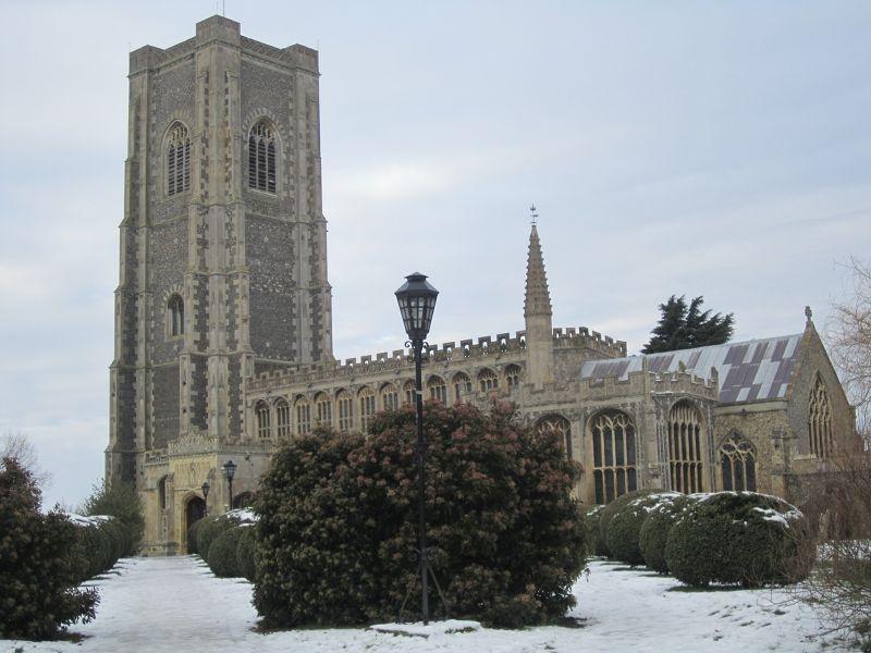 The Parish Church of St Peter & St Paul's