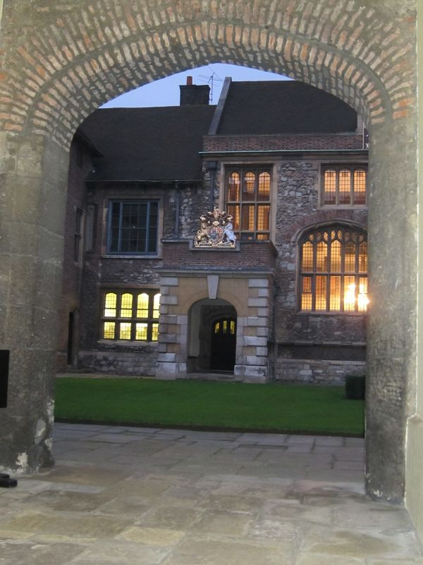 Charterhouse Gardens