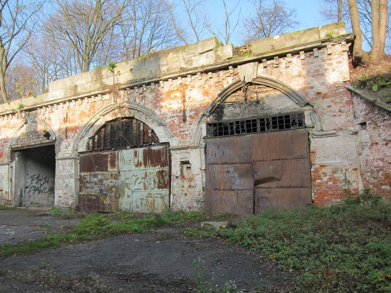 Outbuildings and Tunnels