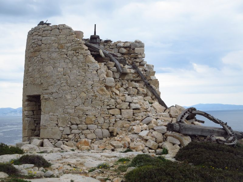 The Ruined Windmill