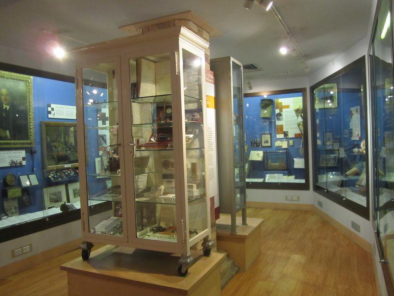 Royal London Hospital exhibits