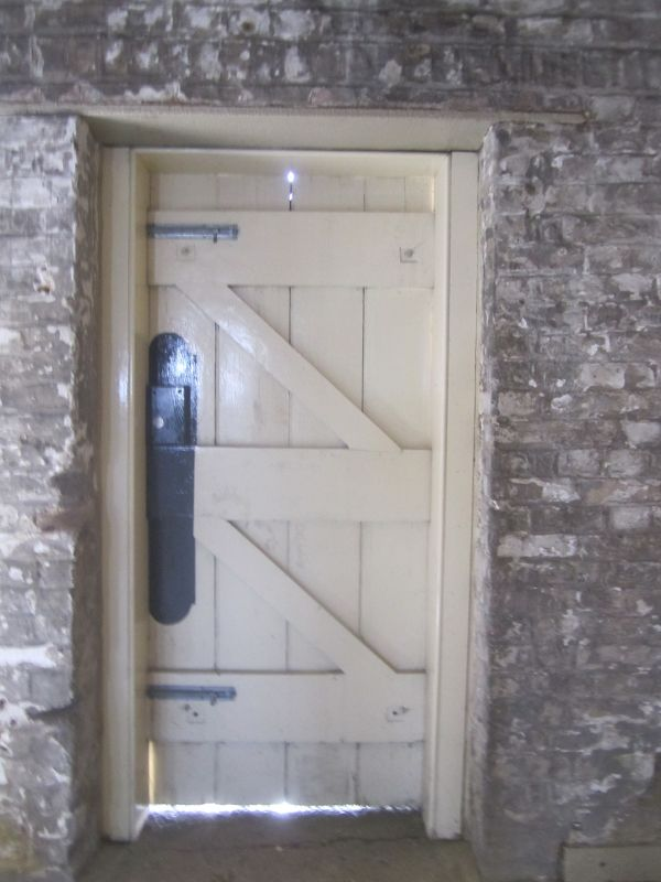 Original door Feature