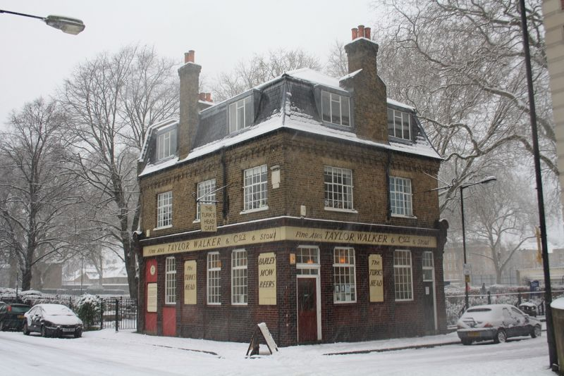 Winter Time in Wapping