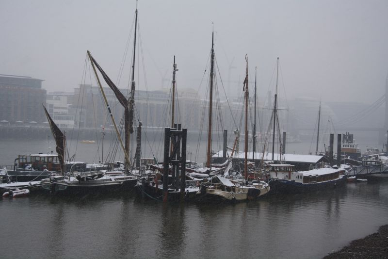 Hermitage Basin - Wapping