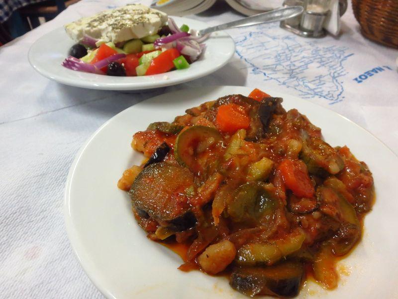 Vegetable Briam