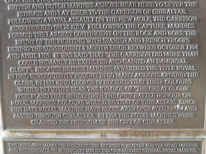 Royal Marines Memorial