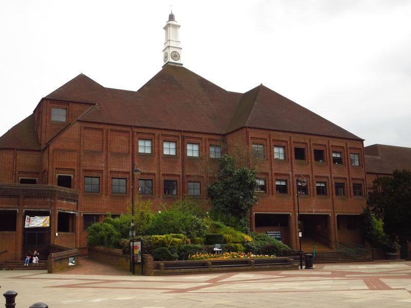 Uxbridge Civic Centre