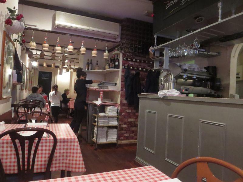 Auhentic Italian Restaurant