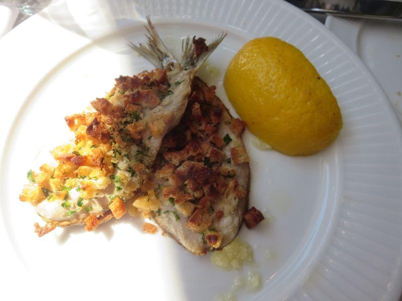 Breadcrumb Coated Sardines